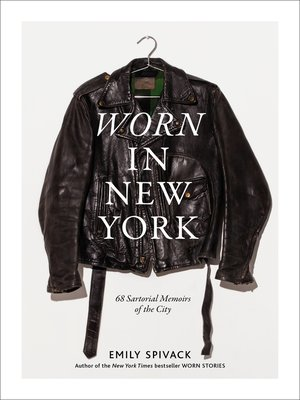 cover image of Worn in New York