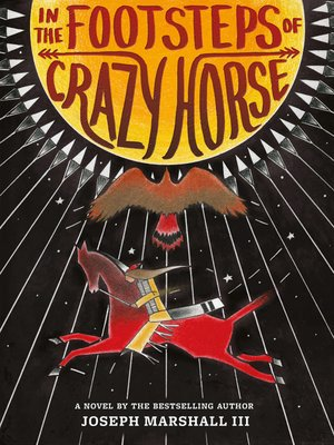 cover image of In the Footsteps of Crazy Horse