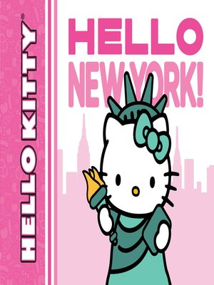 cover image of Hello New York!
