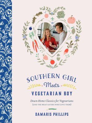 cover image of Southern Girl Meets Vegetarian Boy
