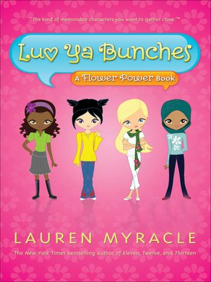 cover image of Luv Ya Bunches