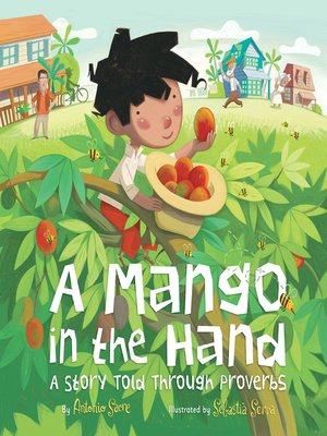 cover image of A Mango in the Hand