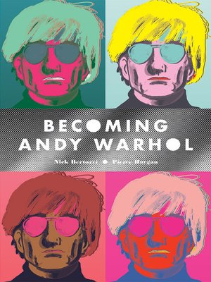 cover image of Becoming Andy Warhol