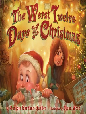 cover image of The Worst Twelve Days of Christmas
