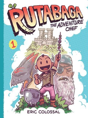 cover image of Rutabaga the Adventure Chef