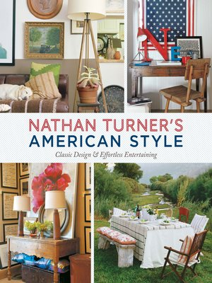 cover image of Nathan Turner's American Style
