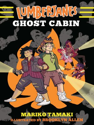cover image of Ghost Cabin