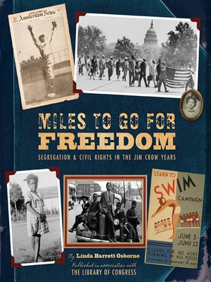 cover image of Miles to Go for Freedom