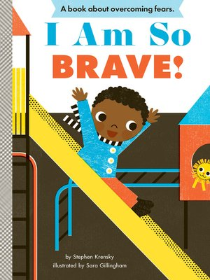 cover image of I Am So Brave!