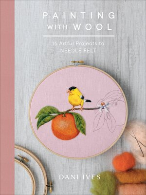 cover image of Painting with Wool
