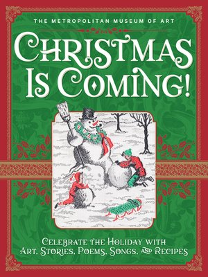 cover image of Christmas Is Coming!