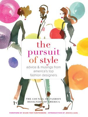 cover image of The Pursuit of Style