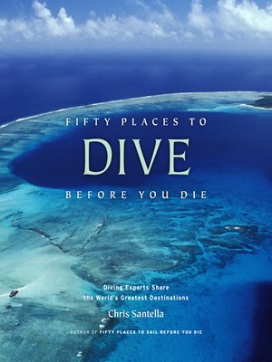 cover image of Fifty Places to Dive Before You Die