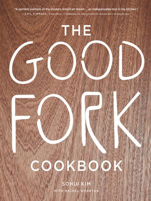cover image of The Good Fork Cookbook