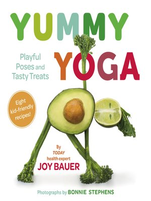 cover image of Yummy Yoga