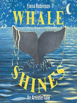 cover image of Whale Shines