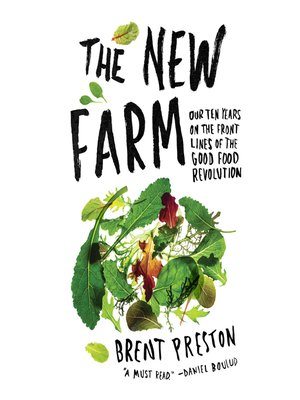cover image of The New Farm