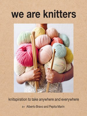 cover image of We Are Knitters