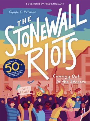 cover image of The Stonewall Riots