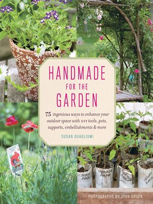 cover image of Handmade for the Garden