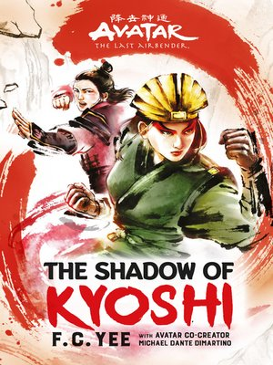 cover image of The Shadow of Kyoshi