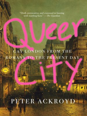 cover image of Queer City