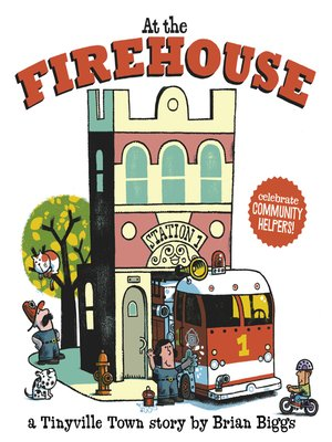 cover image of At the Firehouse
