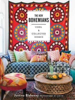 cover image of The New Bohemians