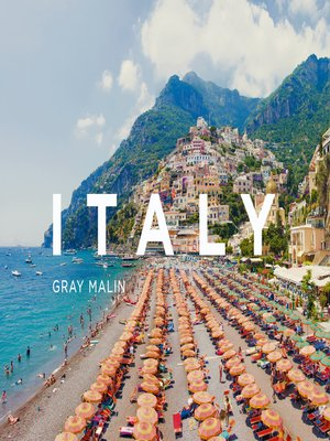cover image of Gray Malin: Italy