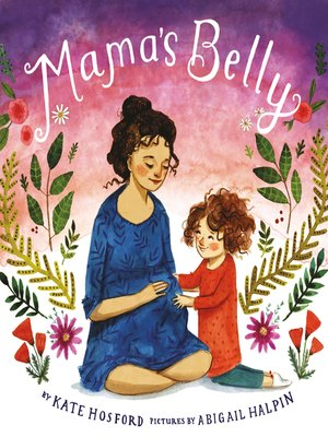 cover image of Mama's Belly