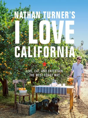 cover image of Nathan Turner's I Love California
