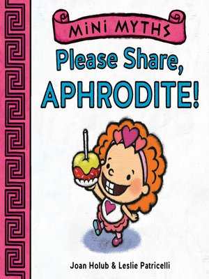 cover image of Please Share, Aphrodite! (Mini Myths)