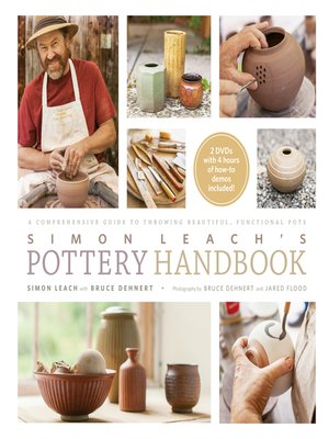 cover image of Simon Leach's Pottery Handbook
