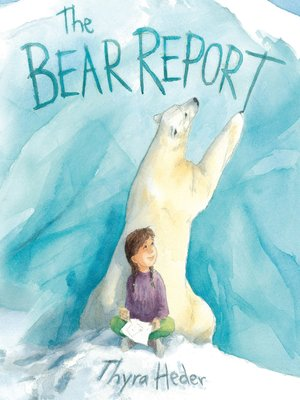 cover image of The Bear Report