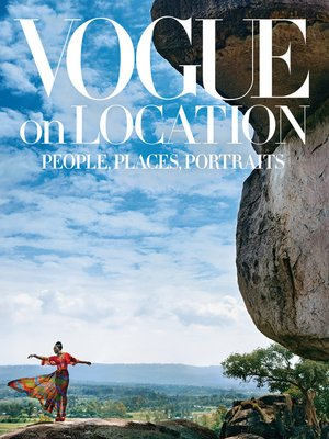 cover image of Vogue on Location
