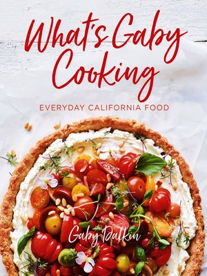 cover image of What's Gaby Cooking