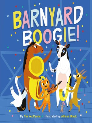cover image of Barnyard Boogie!