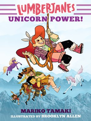 cover image of Unicorn Power!