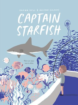 cover image of Captain Starfish