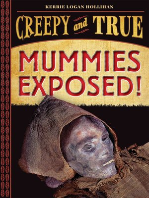 cover image of Mummies Exposed!