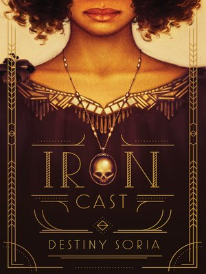 cover image of Iron Cast