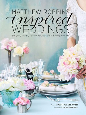 cover image of Matthew Robbins' Inspired Weddings