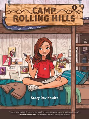 cover image of Camp Rolling Hills