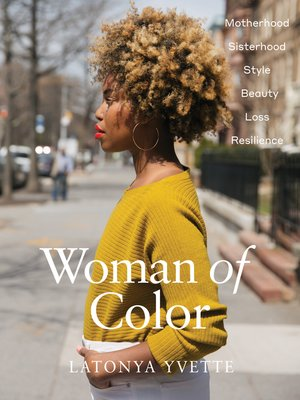 cover image of Woman of Color