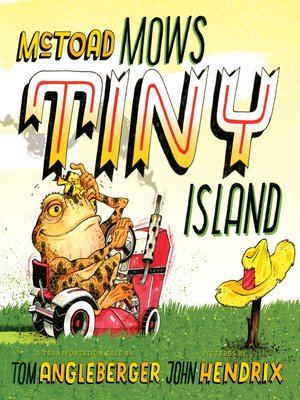 cover image of McToad Mows Tiny Island