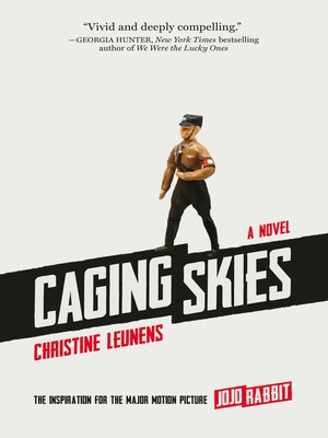 cover image of Caging Skies