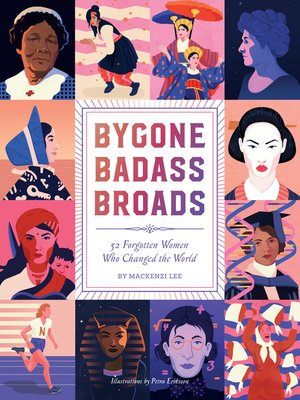 cover image of Bygone Badass Broads