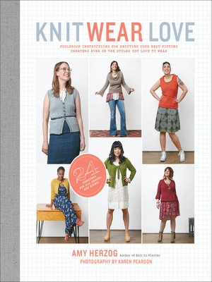 cover image of Knit Wear Love