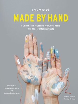 cover image of Lena Corwin's Made by Hand