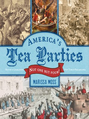 cover image of America's Tea Parties